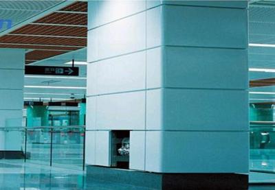 氟碳铝单板包柱1-6
