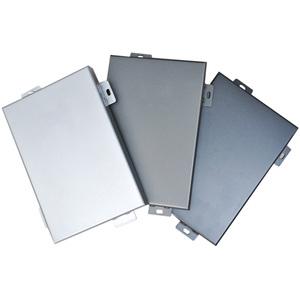 氟碳聚脂铝单板