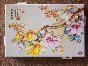 木纹彩绘铝单板01